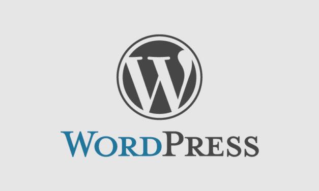 Améliorer les lenteurs du gestionnaire de menu WordPress