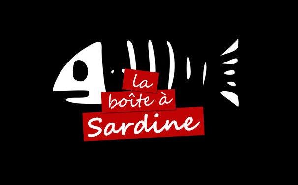 Logo : la boîte à Sardine