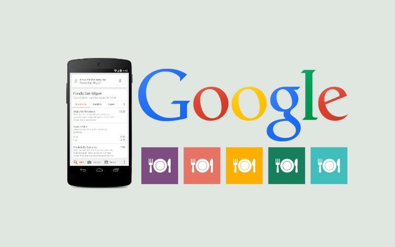 Le référencement des restaurants bouleversé par Google