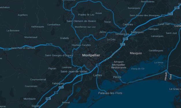 Snazzy Maps : des modèles de style pour Google Maps