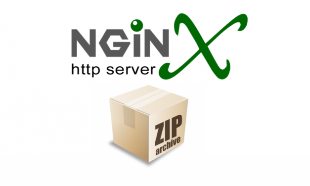 Plesk 11.5 : activer la compression GZip Nginx