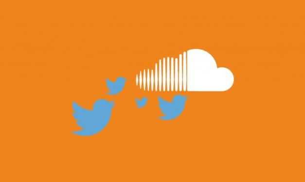 Twitter s'intéresserait à Soundcloud – ou pas