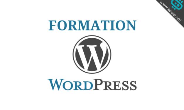 Formation WordPress à Montpellier les 3 et 4 décembre