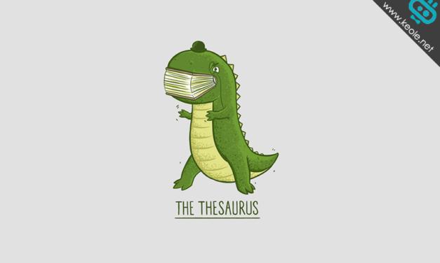 Voyage au centre du Thésaurus