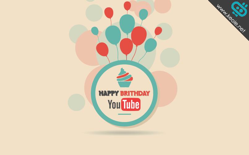 Youtube fête ses 10 ans !