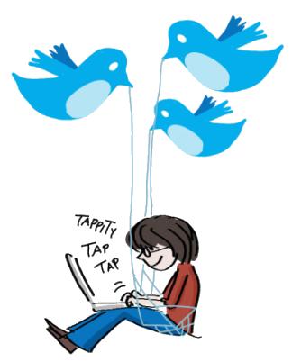 Stratégie nouveaux followers Twitter
