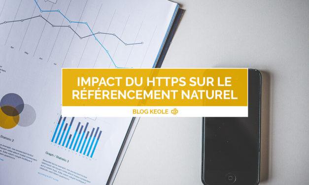 L'impact du HTTPS sur le référencement naturel