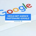 Keole.net agence partenaire Google