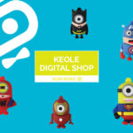 Keole ouvre son Digital Shop !