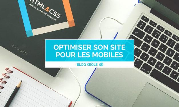 Optimiser son site pour les mobiles : un atout pour google
