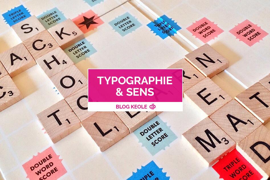 Bien choisir sa typographie, pour un visuel impactant et design
