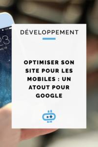 Google Mobile Développement Keole