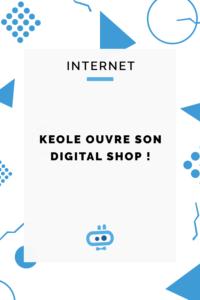 Keole Shop Internet