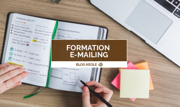 Formation campagne d'E-Mailing
