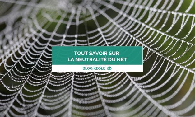 Tout sur la neutralité du net