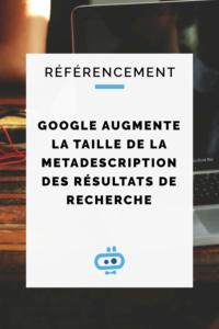 Keole Référencement Google Metadescription