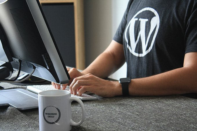 Wordpress-man