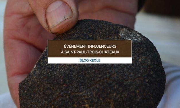 Événement Influenceurs à Saint-Paul-Trois-Châteaux